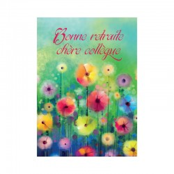 Flowers, Customizable wish cards
