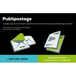Publipostage - envois postaux