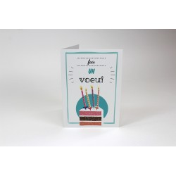 Piece of cake, Customizable Cards, with text