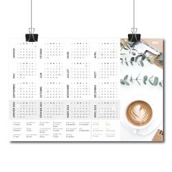 2022-2023 calendars 16 months Customizable