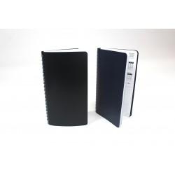 2021 Pocket, agenda, Customized, 3,5 '' x 6,75 '', Leatherette